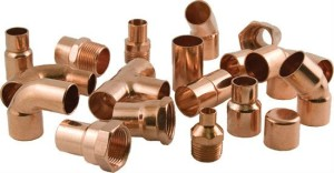 Copper_pipe_fittings_for_plumbing