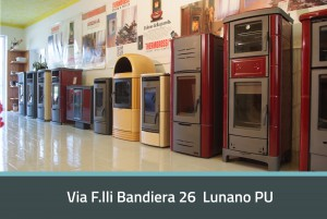 Showroom stufe feduzi-snc